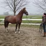 Arienne en Victoria 3 maart 2012