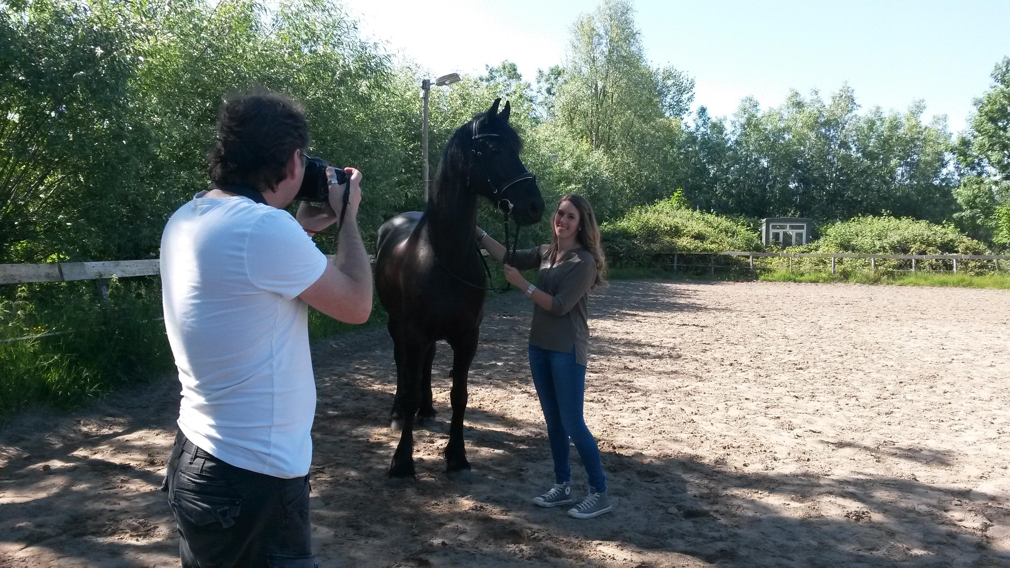 Hester met Saphira