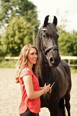 Hester en Saphira